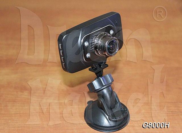 Автомобильный видеорегистратор G8000H