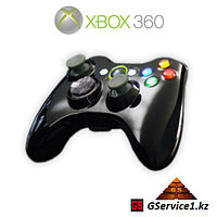 Wireless 360 Controller Shell With New D-Pad *Piano Black*