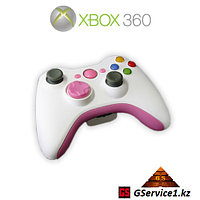 Wireless 360 Controller Shell With New D-Pad *PINK LADY*