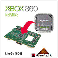 Lite-On 16D4S Mainboard- WINBOND 05 (Xbox 360 Slim)