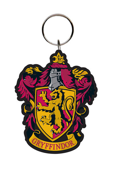 "Брелок ""Гарри Поттер – Гриффиндор"" (Harry Potter Gryffindor – Keyring)"