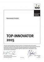 Награда за инновации: Hemstedt
