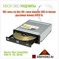 Burner Max Compatible DVD+R DL Writer