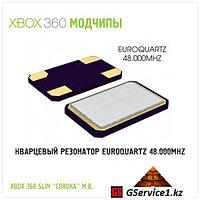 Кварцевый генератор 48.000MHZ (Xbox 360 Slim CORONA)