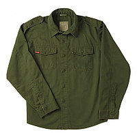 Рубашка  Rothco Military Vintage BDU Fatigue  (2570, XXXL, Оливковый)