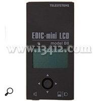 """Миниатюрный цифровой диктофон """"Edic-mini B8-LCD"""" 17920 мин (300 ч), фото 1"""