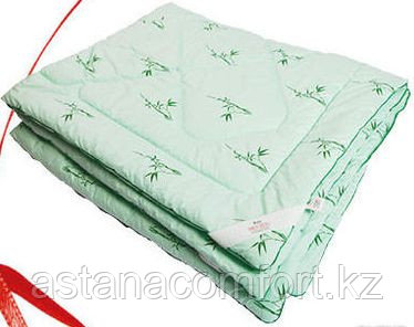 """Одеяло """"Бамбук"""", облегченное. 200х220 см. тик/полиэстер. Россия"""