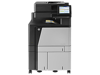 "МФУ HP Color LaserJet Flow M880z+ (A2W76A) MFP ""HP Color LaserJet Enterprise Multi-Function Printer,A3,up to 45 ppm A4/letter, up to 4100 page"