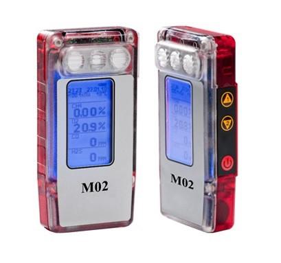 Газоанализатор М02-02 (СхНу, СО, Н2S, О2)
