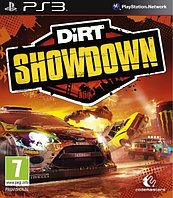 Игра для PS3 Dirt Showdown