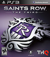 Игра для PS3 Saints Row The Third