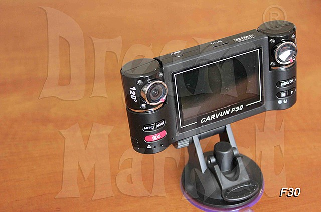 Автомобильный видеорегистратор F30
