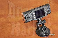 Автомобильный видеорегистратор X4000, фото 1