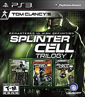 Игра для PS3 Tom Clancy's Splinter Cell Trilogy