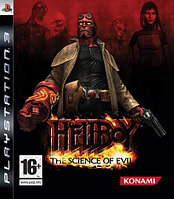 Игра для PS3 Hellboy The Science of Evil