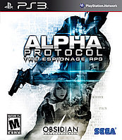 Игра для PS3 Alpha Protocol The Espionage RPG, фото 1