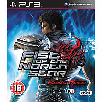 Игра для PS3 Fist of the North Star