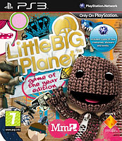 Игра для PS3 Little Big Planet