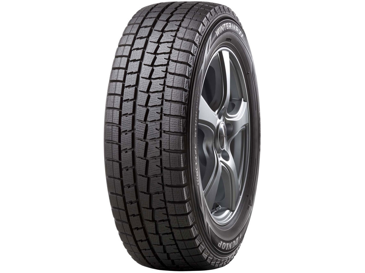 Зимние шины Dunlop Winter Maxx WM01 175/65/ R14, фото 1