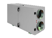 Компактная приточно-вытяжная установка с пластинчатым рекуператором SHUFT CAUP 1000SW-A