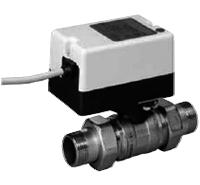 Двухходовой водяной клапан с приводом Gruner 235 R3-230-BOFI320N