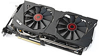 Видеокарта ASUS GeForce STRIX GTX 980 4Gb 256bit PCI-E 3.0 DVI/HDMI/3DP, GDDR5/256 bit (Под заказ)