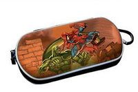 Сумочка для Nintendo DS 4 in 1 Fine 3D Picture Memory Foam Case ( Spider Man )