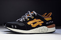 "Asics Gel Lyte III ""Black Tan"""