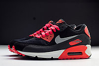 Кроссовки Nike Air Max 90 Essential Black/Orange, фото 1