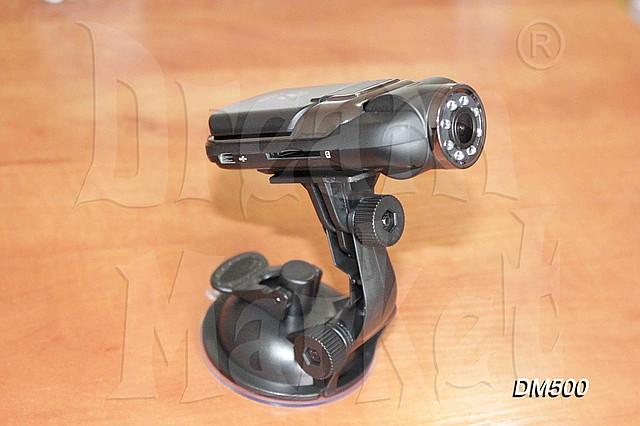 Автомобильный видеорегистратор DM500