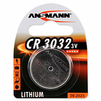 Батарейка ANSMANN 1516-0013 CR3032 BL1