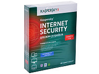 Kaspersky Internet Security Multi-Device (Box) Продление 2ПК/1 год