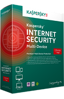 Kaspersky Internet Security Multi-Device (BOX) Продление 5ПК/1 год