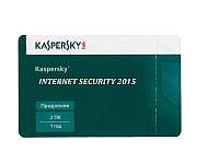 Kaspersky Internet Security Multi-Device (Card) Продление 2ПК