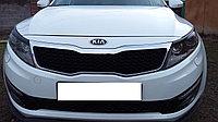 Реснички на фары Kia Optima K5 2010-2013