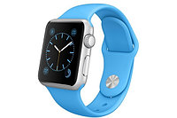 Смарт-часы Apple Watch Sport 38mm, 8Gb Steel-Blue