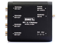 SWIT S-4604 разветвитель видео HD/SD-SDI
