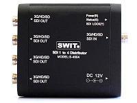 SWIT S-4604 разветвитель видео HD/SD-SDI, фото 1