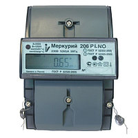 Меркурий 206 PLNO Счетчик электрической энергии однофазный, многотарифный