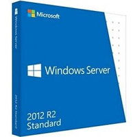 License of the software HP/Windows Server 2012 R2 Standard Edition 2P Reseller Option Kit