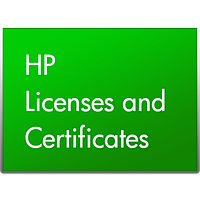 License of the software HP/U200-A 1-year URL Filter Service LTU