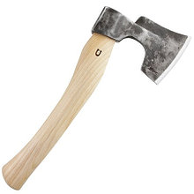 Топор Dick, 370мм/100мм/550г, Dumstorfer Bearded Hand Hatchet, правая заточка