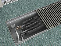 Конвектор в пол KVZV 250-85-1000.00.000 (вент.), фото 1
