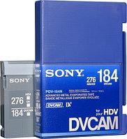 Sony PDV-184N3 кассета DVCAM/DV, 184 мин.