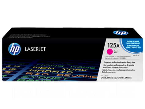 Cartridge HP/CB543A/Laser/magenta