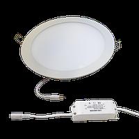 Офисный светодиодный светильник LLT RLP-eco 6 Вт, фото 1