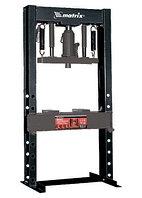 Пресс гидравлический, 20 т, 1510х650х750 мм (комплект из 2 частей) MATRIX