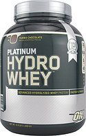 Протеин, гидролизат, Optimum Nutrition, Platinum Hydrowhey, Turbo Chocolate, 1.6кг