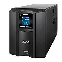 ИБП APC Smart-UPS C 1500VA LCD 230V SMC1500I