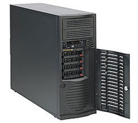 Корпус для сервера Supermicro CSE-733T-500 Tower 4U